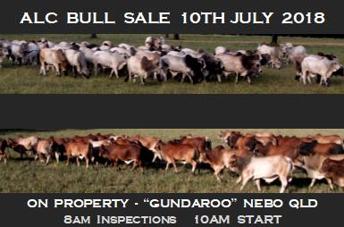 2018 ALC Bull Sale